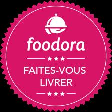 Commander en ligne pour une livraison à domicile depuis le restaurant BATbAt des Carmes avec Foodora